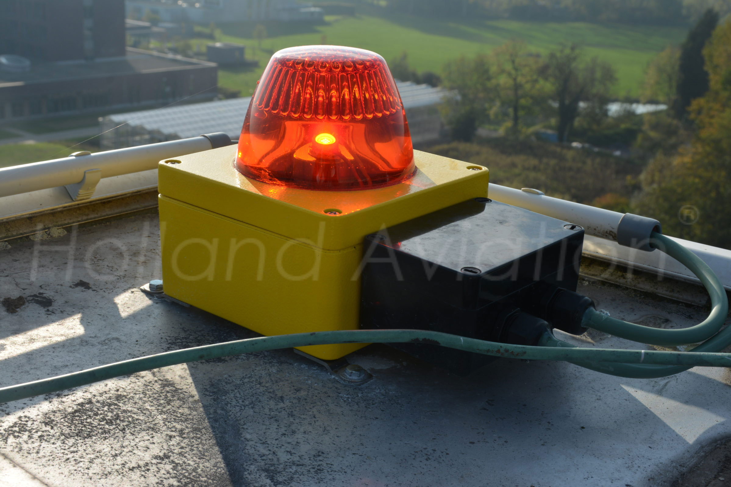 Ha Osh 11 32 Led Obstruction Light Holland Aviation