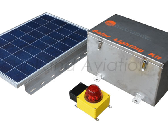 HA Solar Obstruction Light System productphoto