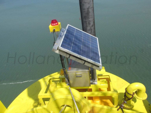 HA Solar Obstruction Light System