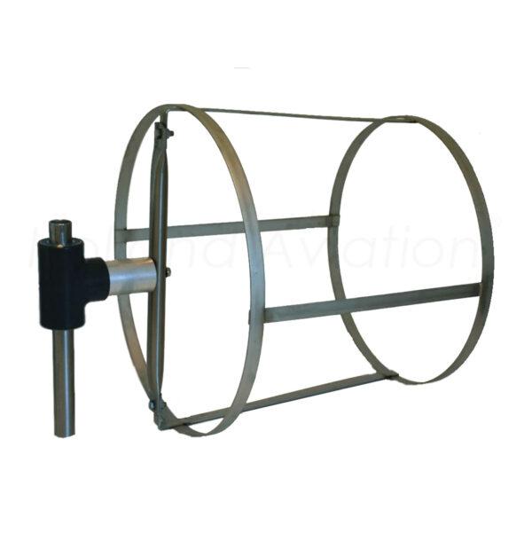 swivel frame windsock assembly