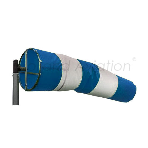 Windsock blue white productphoto