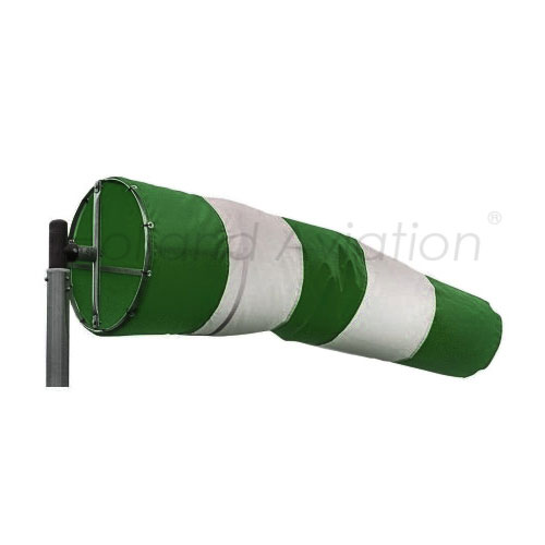 Windsock green white productphoto