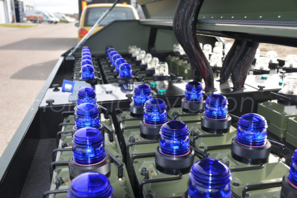 HA PL5 RC Trailer Kit 72 Militair
