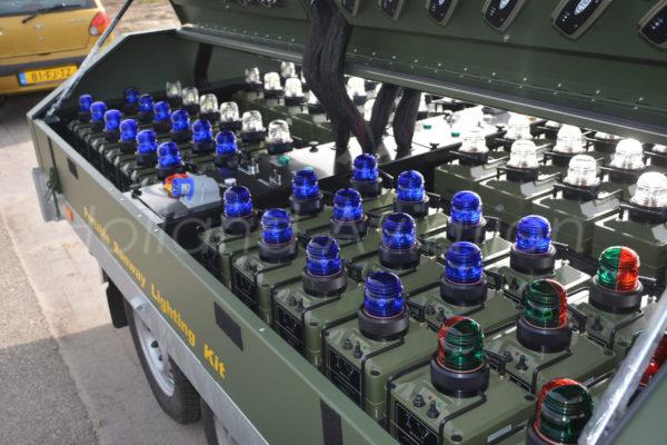 Ha PL5 Trailer Kit 72 Militair