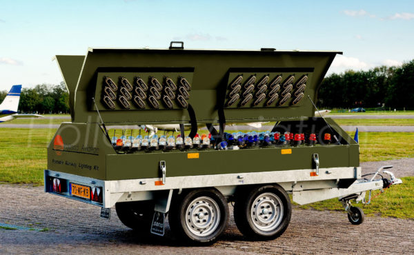 Ha PL5 Trailer Kit 72 Militair