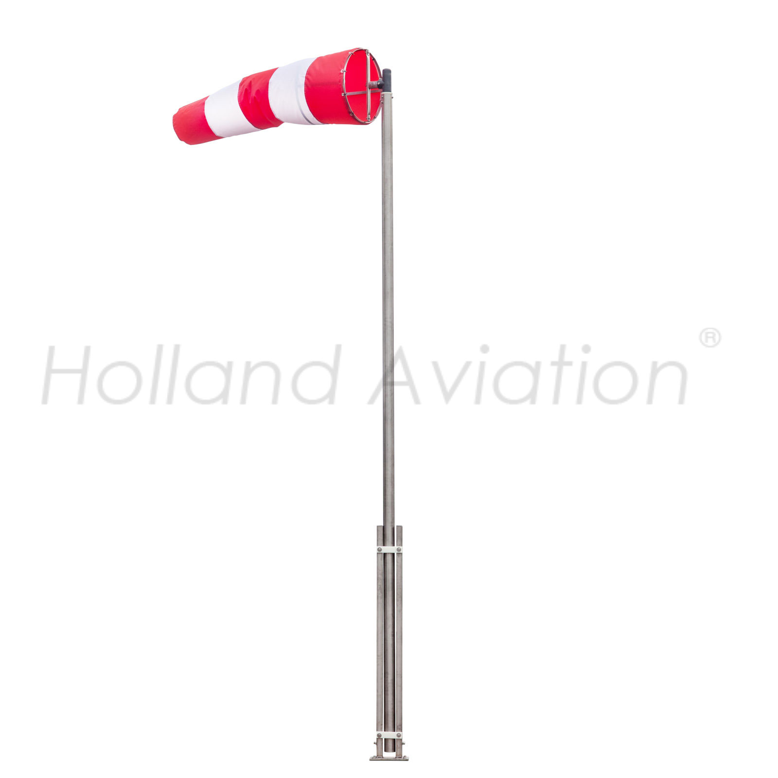 HA-120 RG Windsock assembly unlighted - Holland Aviation