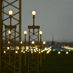 Airport lighting and equipment