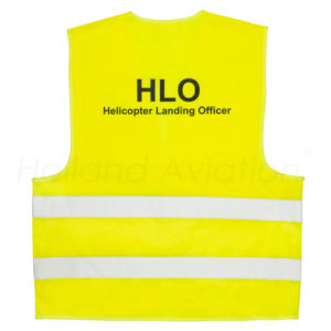 HLO safety vest productphoto