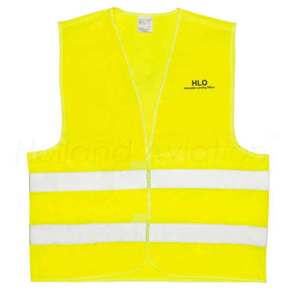 HLO safety vest product photo